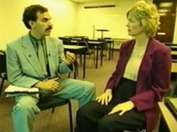 Borat - przewodnik po randkach