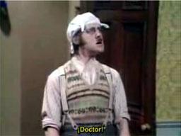 Monty Python - Mr Gumby i ból mózgu