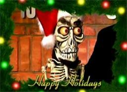Achmed Martwy Terrorysta śpiewa Jingle Bombs (polskie napisy)