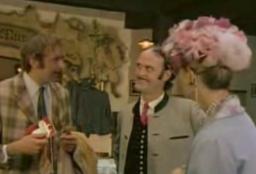 Monty Python - Bawarska restauracja