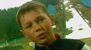 12-letni Kamil Stoch