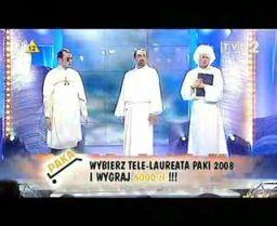 Kabaret Neonówka - Polacy w niebie