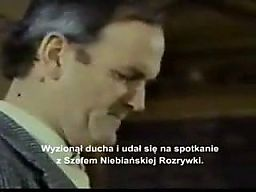 Przemowa Johna Cleesa na pogrzebie Grahama Chapmana