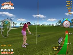 Golf Champions