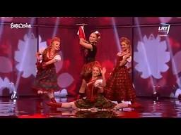 Eurovision 2014 - występ Cleo i Donatana w półfinale