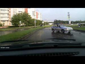 Maj� rozmach policjanci