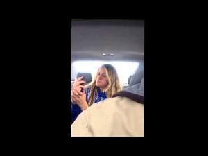 Tatu� potajemnie nagrywa sesyjk� samojebek c�ry