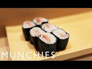 Jak w�a�ciwie je�� sushi?