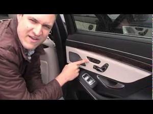 Ciekawe funkcje Mercedesa