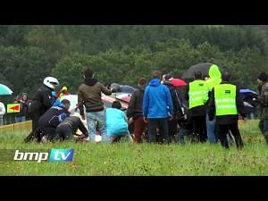 Nadgorliwa ochrona na rajdzie WRC