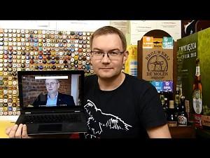 Kopyr masakruje 'piwnego znawcę'