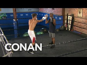 Lekcje boksu Biebera u Floyda Mayweathera