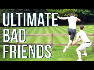 Ultimate Bad Friends Compilation || FailArmy