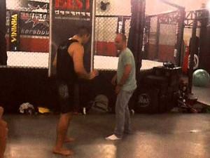 Pedro Rizzo i jego low kick