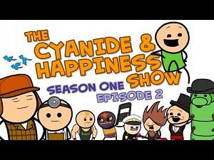 Czemu nienawidzę letnich obozów - Cyanide & Happiness S1E2