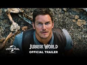 Jurassic World - Oficjalny zwiastun