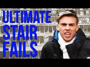 Wypadki na schodach || FailArmy