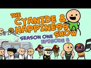 Śniadanie w San Diego - S1E6 - Cyanide & Happiness Show