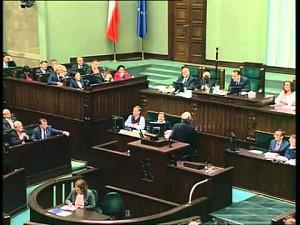 Nienażarta posłanka Pawłowicz w akcji