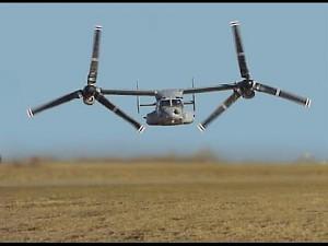 V 22 Osprey - najciekawszy samolot świata