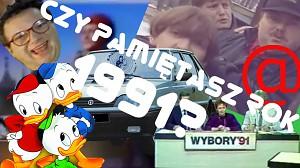 Czy pamiętasz rok 1991 w Polsce?