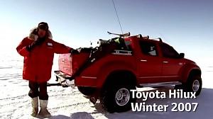 Toyota żegna Clarksona