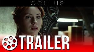 Oculus (dla widzów o mocnych nerwach)