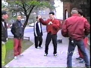 Breakdance - Żagań 1996