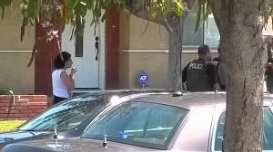 Gdy nagrywasz policję upewnij się, że ktoś nagrywa ciebie