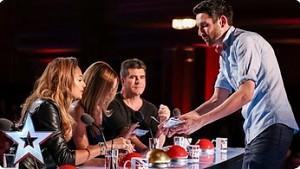 Oniemiałe jury British Got Talent