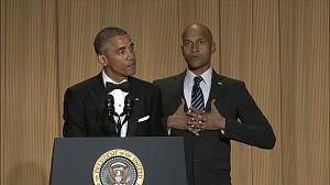 """Obama w asystą """"tłumacza emocji"""""""