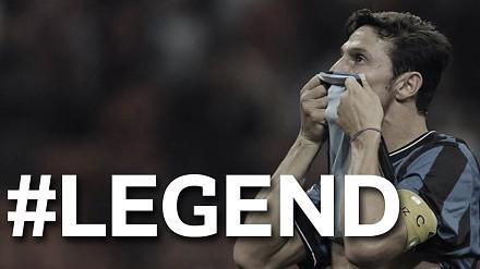 Javier Zanetti - #LEGEND | Futbolove