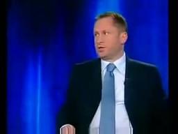 CENZURA: Durczok klnie na antenie TVN