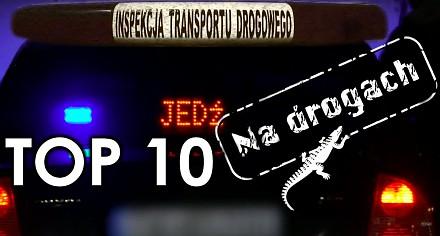 TOP 10 tłumaczeń kierowców przed ITD || Na drogach
