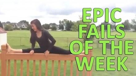 Kompilacja Epic Fails #24 || Czerwiec 2015