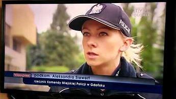 Fizyka według polskiej policjantki