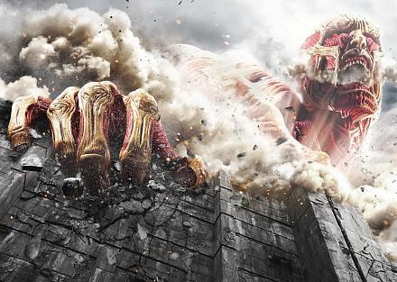 Atak Tytanów (zwiastun)