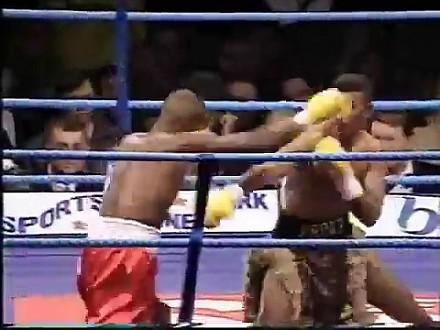 Roztańczony bokser - Prince Naseem
