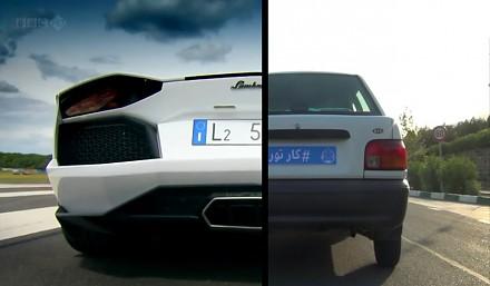 W Iraku jak w Top Gear