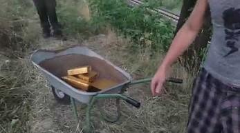 Złoto ze złotego pociągu odkopane!