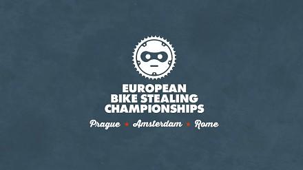 Mistrzostwa Europy w kradzieży rowerów 2015