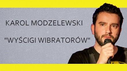 Wyścigi wibratorów - Karol Modzelewski