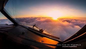 Życie zza kokpitu samolotu