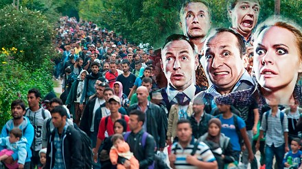Kabaret Moralnego Niepokoju - Uchodźcy