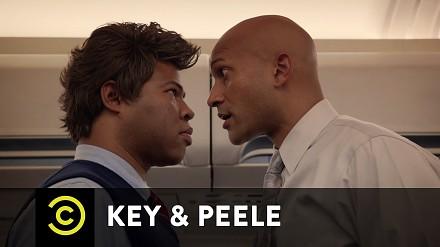 Key & Peele - Turbulencje
