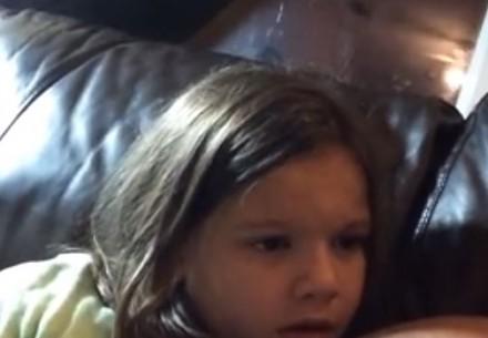 Dziewczynka dowiaduje się, kto jest ojcem Luke'a