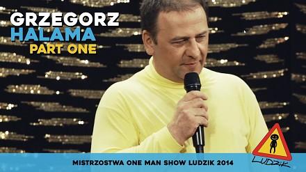 Grzegorz Halama o narkotykach