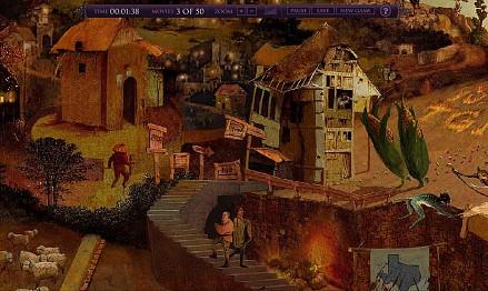 50 Dark Movies hidden in a Painting