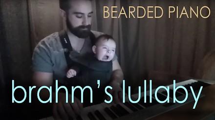 Kołysanka brodacza dla synka