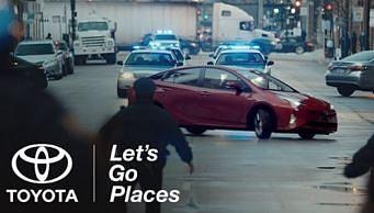 GTA level Prius, czyli nowa reklama na Super Bowl